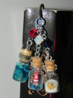 Nautical Themed Bookmark, Miniature Anchor, Lighth by Secretvixen