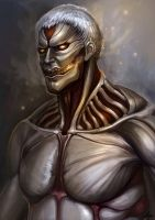 Armored Titan by chanlien