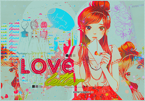 Love Letter}'~ by PartyxGlam
