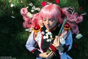 Adolescence of Utena by kirawinter