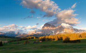 Dolomites Wonders by FrozenWhisperx