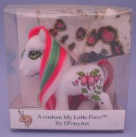 My Little Pony Bleeding Hearts by eponyart
