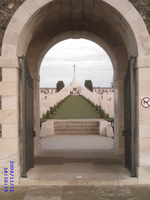 Tyne Cot Arch by TorchwoodWerewolf
