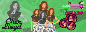 Blend Cher Lloyd by LuuMostachito