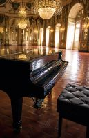 Piano Room by A2Matos