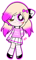 ~Nica New Style by Nini-the-kitty