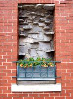 Barred Window by blindtetra