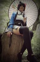 Ranmao Cosplay 1 by Yazo-chan