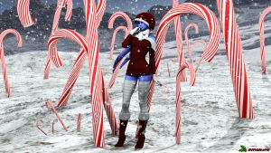 Peppermint Forests of Hoth by 0biwanken0bie