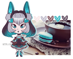 ...Macaroon Lolita... Adopt // CLOSED by Seelenbasar