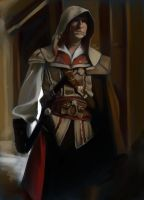 Giovanni Auditore da Firenze by TheTundraGhost
