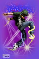 Break Dance Poster! by Jessi2012