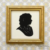 Bilbo Baggins Silhouette by fit51391