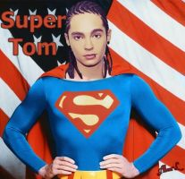 Super Tom by leiptz