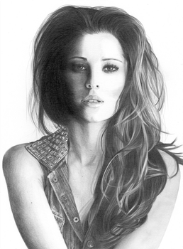 Cheryl Cole by Sophie-Lawson