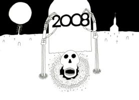 The End of 2008 by phoenixmentality