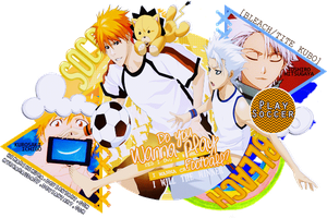 Football Bleach :Signature: by HimariHimura
