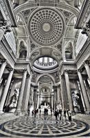 Pantheon II - Paris by ThomasHabets