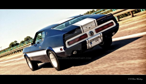 Brutal Power GT350 by Ollidoro