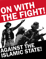 Continue the Fight by Party9999999