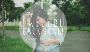 I will be back SOON by ceesevenmarzartworks
