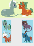 Breed Results for BitterSweetAdopts- CLOSED by DoodleBug-Adoptable