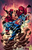 superman digital inks by frostdusk-d63wkp1 XGX V3 by knytcrawlr