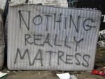 Depressed mattress by ExtraAccount-1