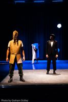 Agamemnon and the Clown by gockleyphotography