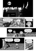 The Moon and the Finger Page 4 by BrianDanielWolf