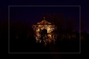 Saint Boniface Cathedral at Night by Joe-Lynn-Design