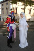 Sode no Shirayuki Cosplay by AngyValentine