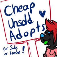 adoptables for sale or trade by xXTheMooXx