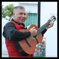 Street Music 1 by Globaludodesign