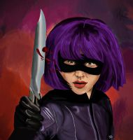 HIT GIRL by timonthy
