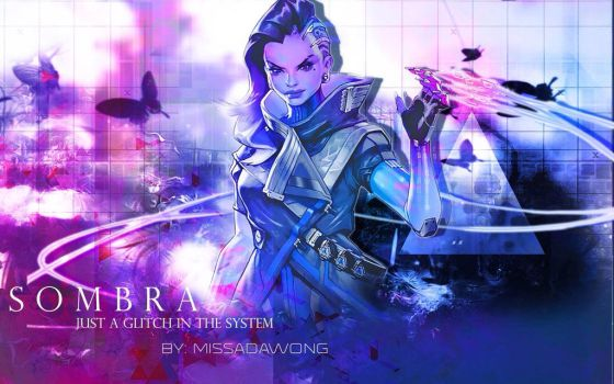 Sombra Wallpaper by MissAdaWong