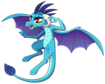 Dragon Lord Ember by wingedwolf94