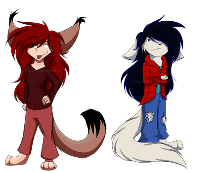Smols by Wolfgirlthe1st