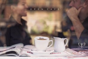 BARI: OPENCAFE' by blueanto