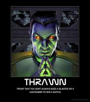 Thrawn Poster by shadownickmcnick