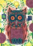 Freakin Owls Man by Huaman-Abstract
