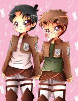 Jean and Marco~~ ((ALSO THANKS FOR +120 WATCHES)) by PieperStars