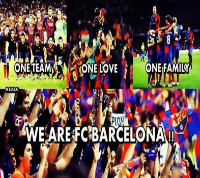 FC Barcelona by theskysthelimit94