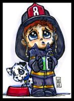 Sketch Card-A-Day 2013: 015 by lordmesa