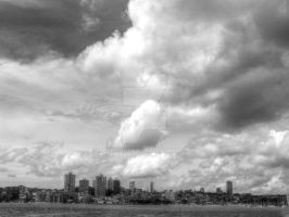 Darling Point, under not so darling clouds by BrendanR85