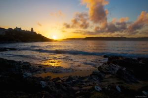 Roaches Point at dawn by The-BigGuy