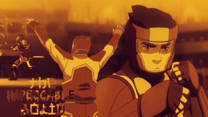 The Impeccable Bolin - The Legend Of Korra by StarsBeforeUniverse