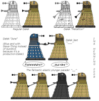 Even moar Daleks by Theta-Xi