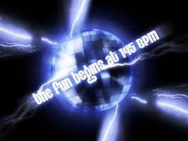 The Fun Begins At 145 BPM by firefoxcentral