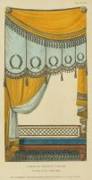 Original 1809 French Curtain by EveyD